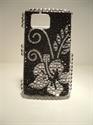 Picture of Samsung S8000 Black Floral Design