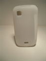 Picture of Samsung i5700 White Gel Case