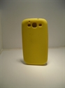 Picture of Samsung i9300 Galaxy S3 Yellow Silicone Case