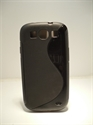 Picture of Samsung i9300 Galaxy S3 Black Silicone Gel Wave Case