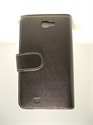 Picture of Samsung Galaxy Note 2 Black Book Leather Case