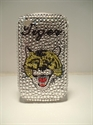 Picture of Blackberry 8520 Curve Diamond Tiger Case