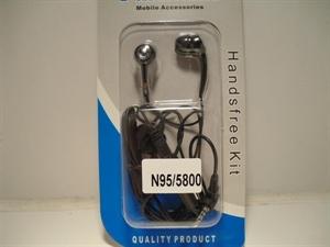 Picture of Handsfree Kit-Nokia N95/5800 Black