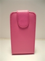 Picture of Samsung B5330,Galaxy Chat Pink Leather Case