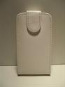 Picture of Lumia 610 White Leather Case