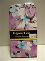 Picture of Galaxy S4 Floral Lily Leather Case