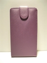 Picture of Galaxy Note 3 Purple Leather Case