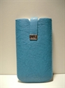 Picture of Phicomm i370W XXL Teal Leather Thin Strap Pouch