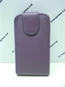 Picture of Samsung Galaxy Y, S5360 Purple Leather Case