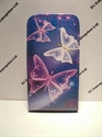Picture of Galaxy S4 Mini Butterfly Flip Case