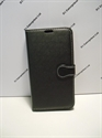 Picture of Samsung Galaxy J7 Black Leather Wallet Case