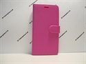 Picture of Galaxy A7 2016 Pink Leather Wallet Case