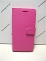 Picture of Samsung Galaxy J5 Prime Pink Leather Wallet Case