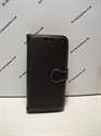 Picture of Moto E2 Black Leather Wallet Case