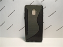 Picture of Samsung Galaxy A8 Plus Black Gel Cover