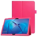Picture of Huawei Mediapad M5 10 Pink Folio Leather Case