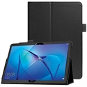 Picture of Huawei Mediapad M5 10 Black Folio Leather Case