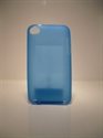 Picture of iPod Touch 4 Blue Gel Case