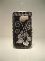 Picture of Nokia C3 Black Floral Speckled Design