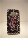 Picture of Nokia C6-01 Black & Pink Butterfly Design