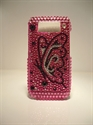 Picture of Nokia E71 Pink & Black Butterfly Design