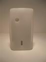 Picture of Sony Ericsson X8/E15i White Gel Case
