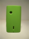 Picture of Sony Ericsson X8/E15i Green Gel Case