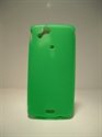 Picture of Sony Ericsson X12 Green Gel Case