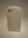 Picture of Samsung KM555 White Gel Case