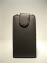 Picture of Nokia 6600 Slide Black Leather Case