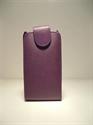 Picture of Sony Ericsson X10 Mini-Pro Purple Leather Case