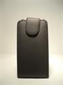 Picture of Sony Ericsson W150-Yendo Black Leather Case