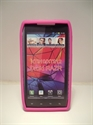Picture of Motorola Droid RAZR Pink Gel Case
