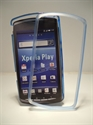 Picture of Sony Ericsson Xperia Play-Zi1 Blue Rimmed Case