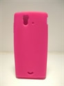 Picture of Sony Ericsson Xperia Ray Pink Gel Case