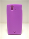 Picture of Sony Ericsson Xperia Ray Purple Gel Case