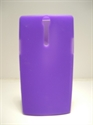 Picture of Sony Ericsson Xperia Arc HD Purple Silicon case