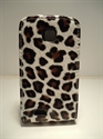 Picture of Samsung S5570/Galaxy Mini Smooth Leopard Leather Case