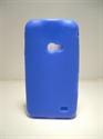 Picture of Samsung i8530/Galaxy Beam Blue Silicone Case
