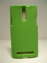 Picture of Xperia S LT26i Green Silicone Case