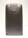 Picture of LG Optimus L5 Black Leather Case