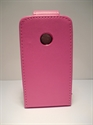 Picture of LG T300 Pink Leather Case