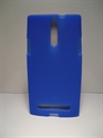 Picture of Xperia S LT26i Blue Silicone Case