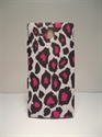 Picture of Xperia U, St25i Pink Animal Print Case