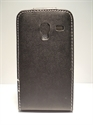 Picture of Samsung S7500 Black Leather Case