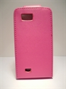 Picture of Samsung Galaxy, i7500 Pink Leather Case