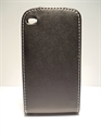 Picture of Ipod Touch 4 Black Leather Case