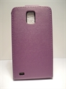 Picture of Samsung Infuse 4G Violet Leather Case