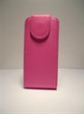 Picture of Sony Ericsson Yari, U100 Pink Leather Case