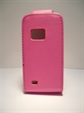 Picture of Nokia 6710 Slide Pink Leather Case